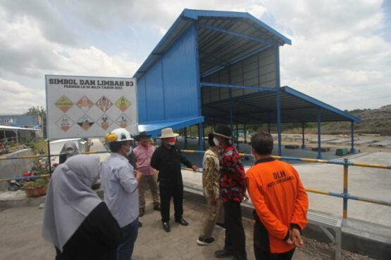 PLTSa Putri Cempo Solo, Puluhan Kontainer Material Mulai Berdatangan