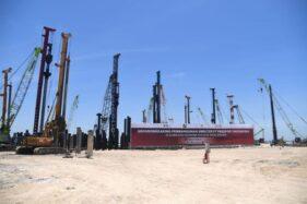 Smelter Freeport di Gresik Dibangun, Tersedia 40.000 Lapangan Kerja