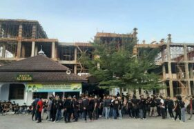 Kabid Humas Polda Jateng: Ratusan Suporter Solo Diamankan saat Konvoi