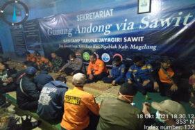 Lakukan Pendakian di Gunung Andong, Remaja Magelang Hilang