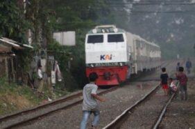 Hii! Ada Jurig Torek di Bandung, Membuat Orang Tertabrak Kereta Api