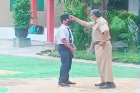 Buntut Video Viral, Orangtua Siswa di Pekalongan Polisikan Guru