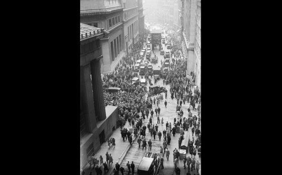 Sejarah Hari Ini : 24 Oktober 1929, Kehancuran Wall Street